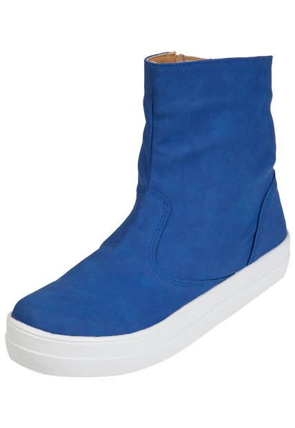 Bota Azul Miss Rock Germaine
