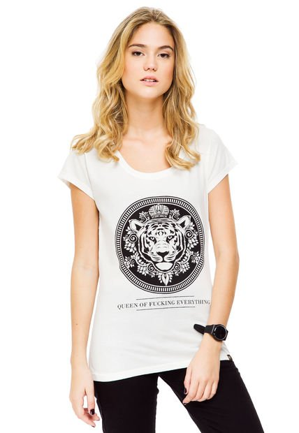 Remera Natural Muaa Tigers
