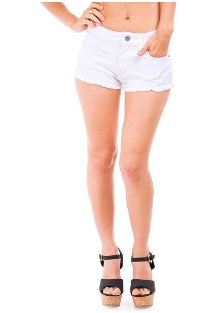 Short Blanco Muaa Urban White