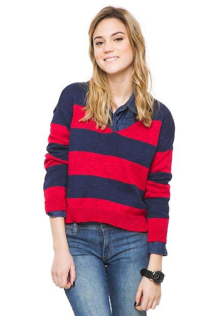 Sweater Rojo Muaa Flame
