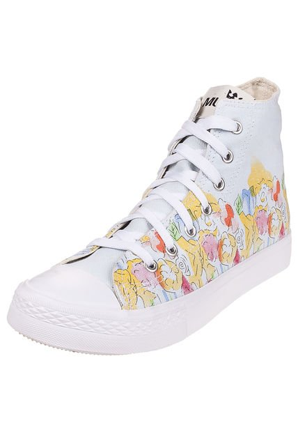 Zapatilla Multicolor Muaa Monet