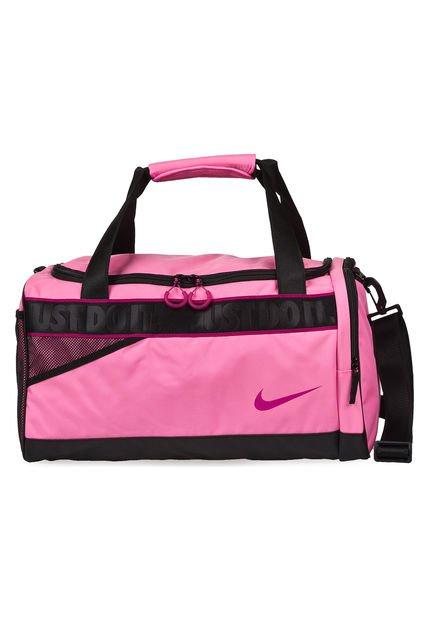 Bolso Rosa Nike Varsity Duffel