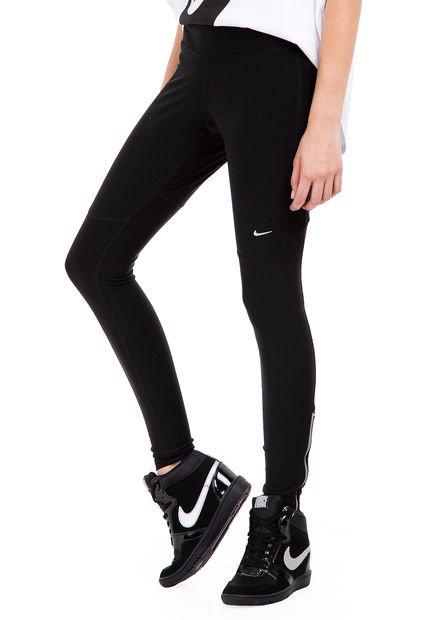 Calza Negra Nike Em Filament