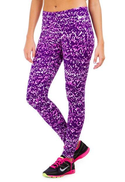 Calza Violeta Nike Em Club Chupin
