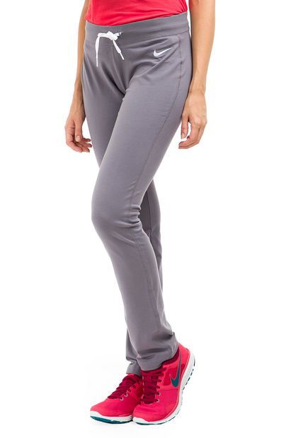 Pantalon Gris Nike Em Jersey Pant-Oh