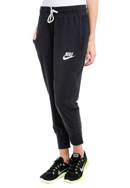 Pantalon Negro Nike EM JSY