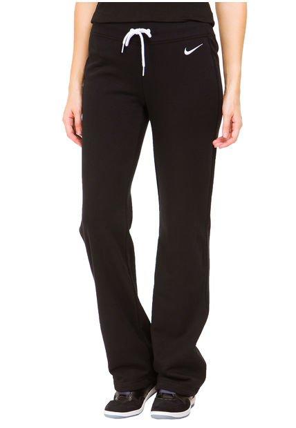 Pantalon Negro Nike Oh Swoosh
