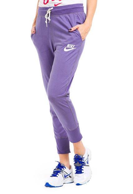 Pantalon Violeta Nike Em Jsy