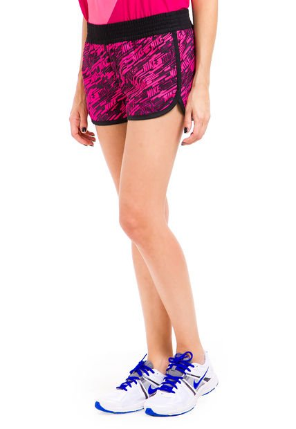 Short Fucsia Nike Reversible