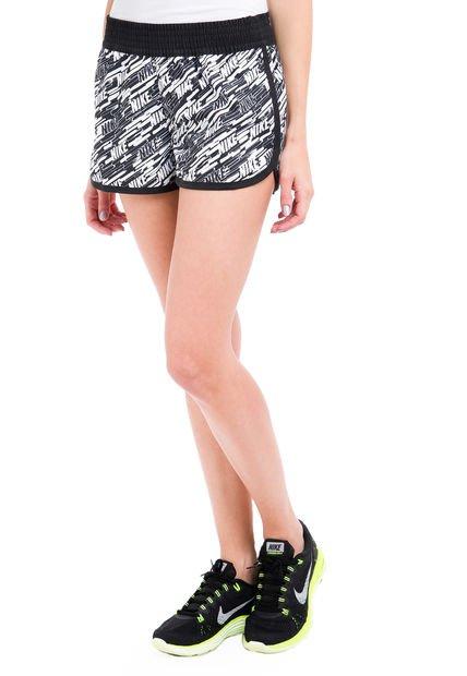 Short Negro Nike Reversible