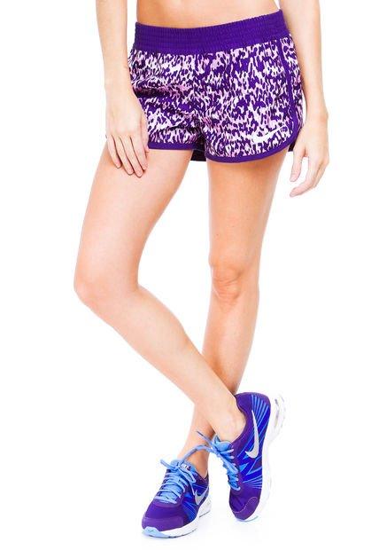 Short Violeta Nike Next Up