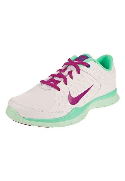 Zapatilla Blanca Nike Wmns Core Flex SL