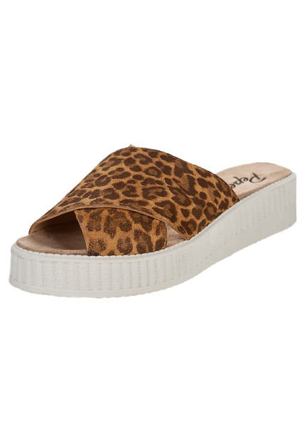 Zueco Animal Print Pepe By Pepe Cantero Kenny
