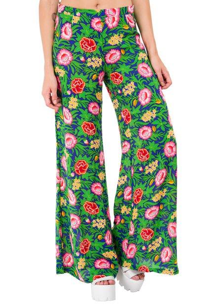 Pantalon Verde Peuque Victoria
