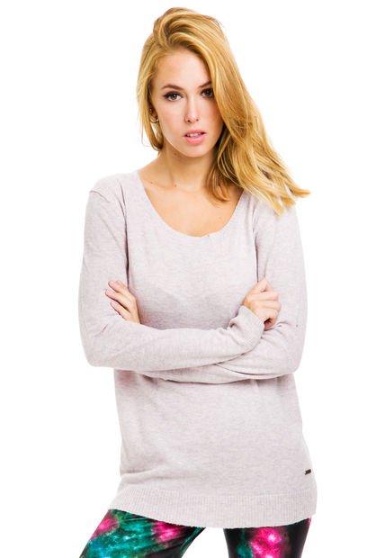 Sweater Lila Peuque Snow