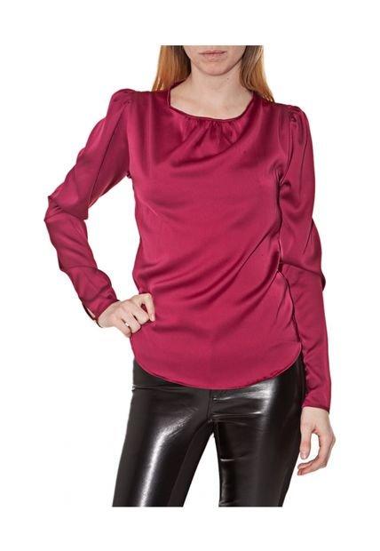 Camisa Violeta Pink Call Me