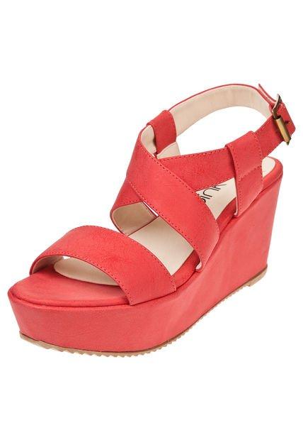 Sandalia Coral Pink Houston