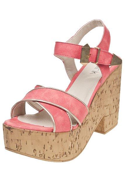 Sandalia Coral Pink Kiev