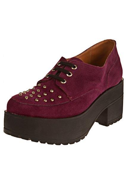 Zapato Violeta Pink Anastacia