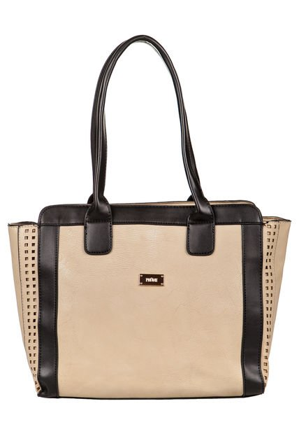 Cartera Beige Prune