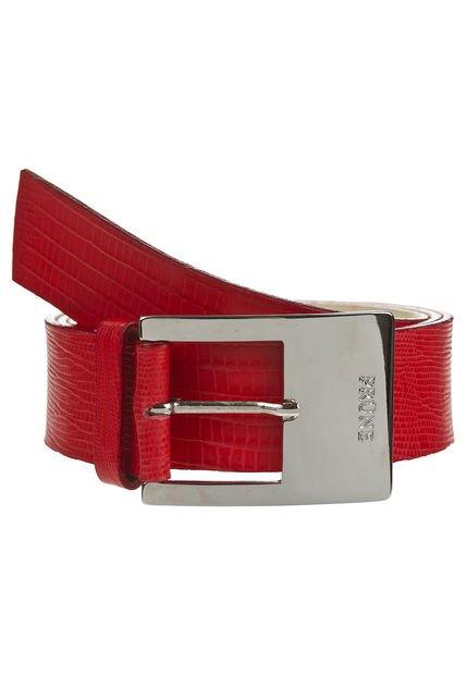 Cinturon Rojo Prune