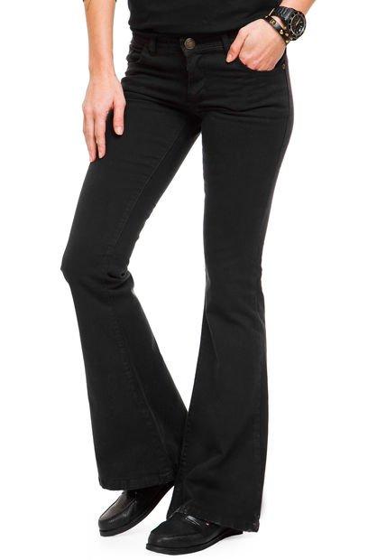 Pantalon Negro Prussia