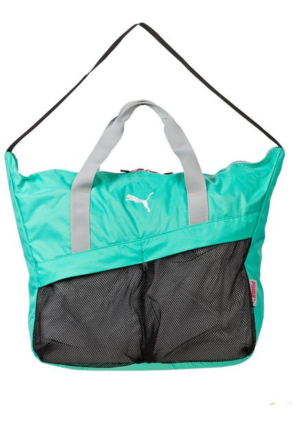 Bolso Verde Puma Gym Workout