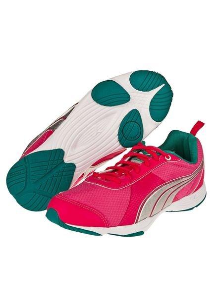 Zapatilla Fucsia Puma Flextrainer Wn's
