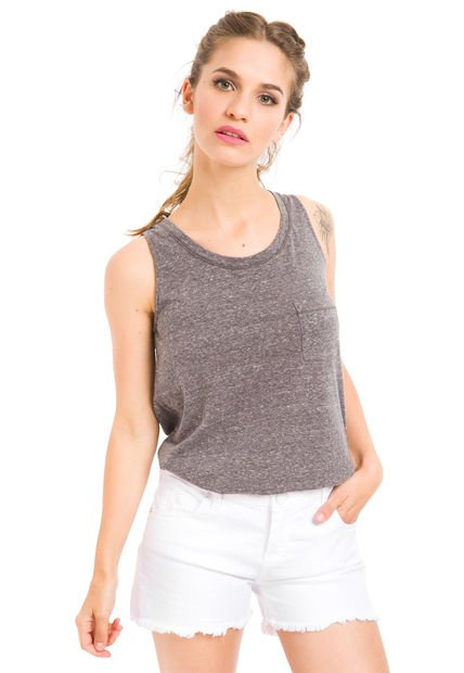 Musculsa Gris React Cotton