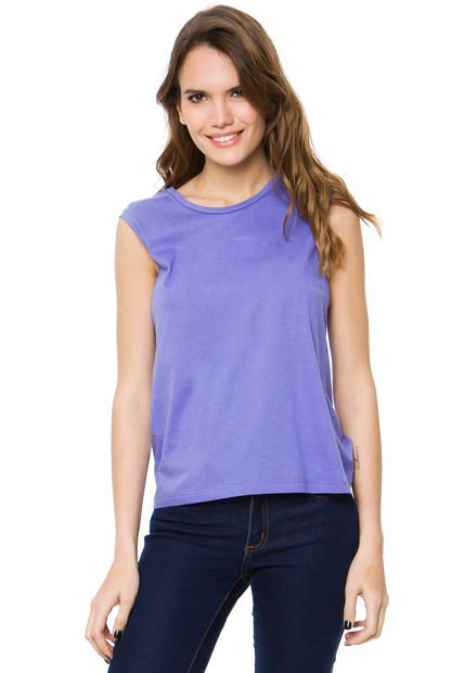 Musculosa Violeta Rie Sea Of Love