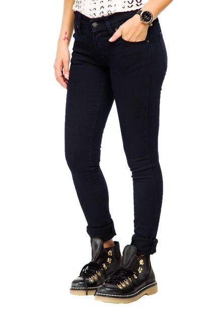 Jean Azul Riffle Jeans