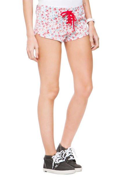 Short Blanco Roxy San Julian