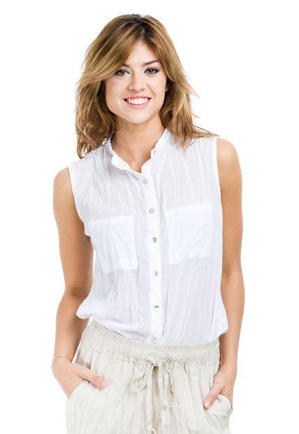 Camisa Blanca Sail Edna