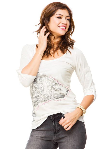 Remera Natural Sail Berta