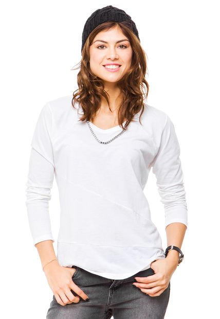 Remera Natural Sail Giuliana