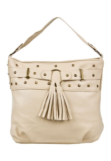 Cartera Beige Sally and Luc