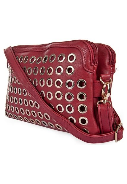 Cartera Bordo Sally and Luc Simil Cuero