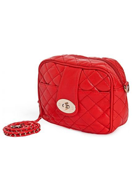Cartera Roja Sally and Luc