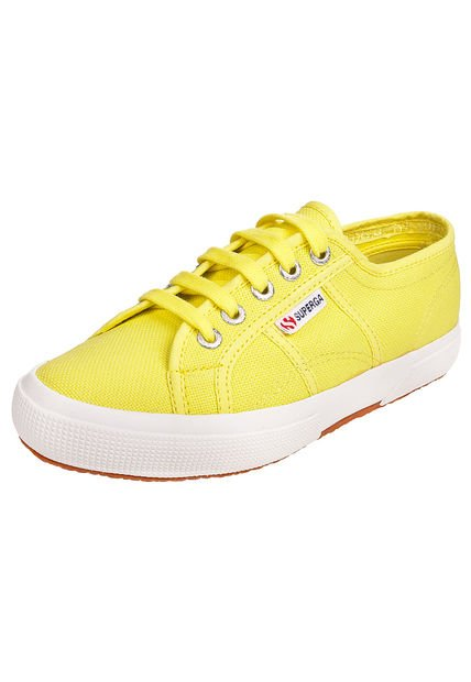 Zapatilla Amarilla Superga Cotu Classic Strategic