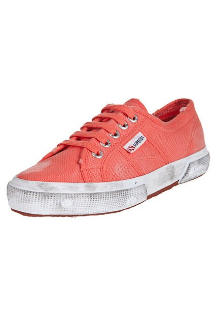 Zapatilla Salmon Superga Cotu Stone Wash
