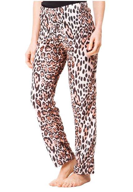 Pantalon Animal Print Sweet Lady Amore Amore Pijama