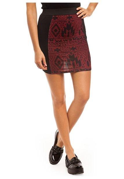 Minifalda Negra Sweet Beth