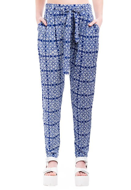 Pantalon Azul Sweet Rossini