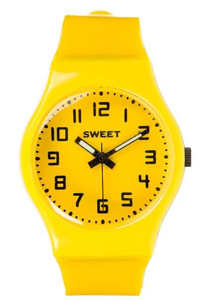 Reloj Amarillo Sweet