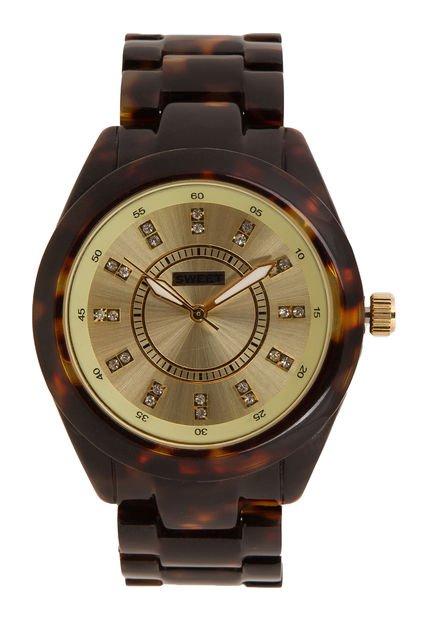 Reloj Marron Sweet
