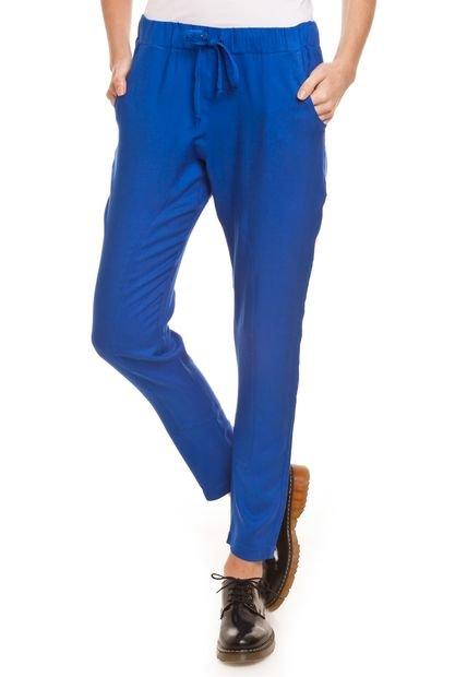 Pantalon Azul Topacio System Baggy