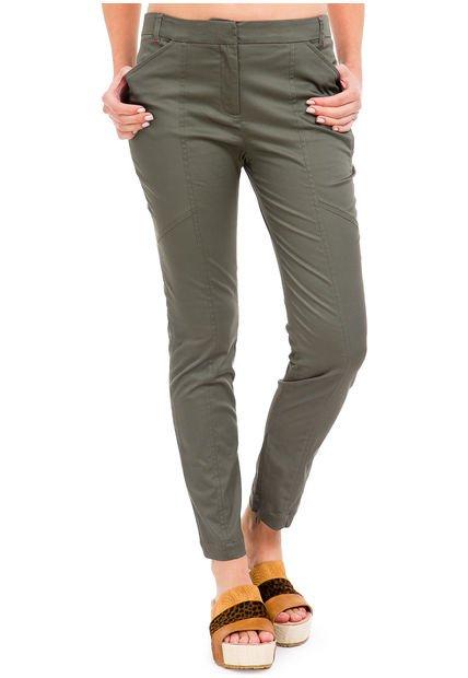 Pantalon Verde System Breech