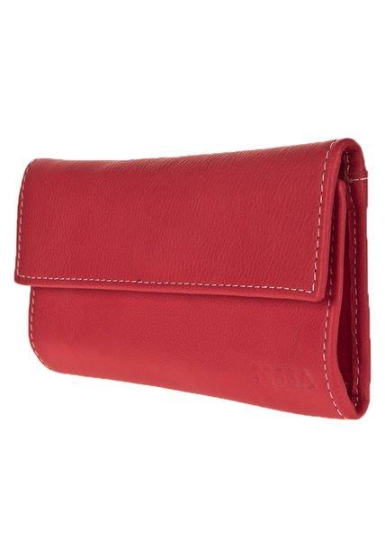 Billetera Roja Tessa