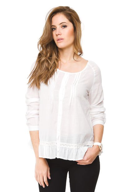 Blusa Natural Try Me Chipre