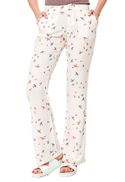 Pantalon Natural Wanama Flyn